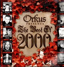 Orkus Presents The Best Of 2000 -DOPPEL-CD