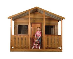Cubby House - Wooden - CLUB HOUSE - BIG BIG BIG