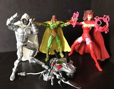 Marvel Legends Scarlet Witch Odin Wave Custom Moon Knight Avengers Wanda Vision