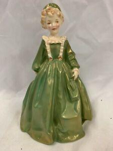 Vintage Royal Worcester 'Grandmothers Dress' Figurine No 3081 H16.5cm