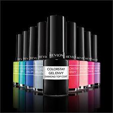 Revlon Colorstay Gel Envy Longwear Nail Enamel Varnish Polish- choose shade