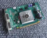 128MB Dell XG859 Quadrofx 550 Double Tête DVI Pci-e x16 Carte Graphique Vidéo