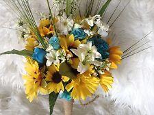 Wedding flowers bridal bouquets decorations Choose your colors