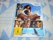 Capitán Morgane and the Golden Turtle (Nintendo Wii)