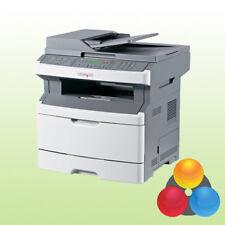 Lexmark X264DN Multifunktion Drucker Scanner Kopierer Fax inkl. Toner Duplex LAN