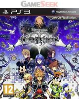 KINGDOM HEARTS HD 2.5 REMIX - PLAYSTATION PS3 BRAND NEW FREE DELIVERY