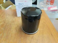 HARLEY DAVIDSON BLACK OIL FILTER 63805-80A NOS XR FLT FLHT & MORE NOS!