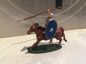 Roman auxiliary cavalry. 54 mm metal toy soldier