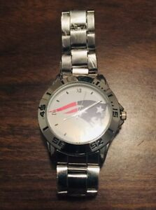 Patriots NFL Men's Stainless Steel Watch - New