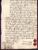 Hand-Written Contract - 1708 - An OBLIGATION. Thomas King and Robert Botley