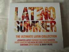 LATINO SUMMER ULTIMATE LATIN COLLECTION DOUBLE CD