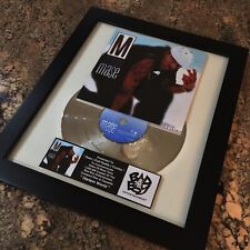 MASE Harlem World Music Award Record Disc Album