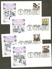 #3184 a-o Celebrate the Century 1920s Set of 15 Artmaster FDCs all different