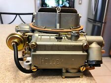 Holley 3605 Date 664 AIR Carb 1966 Corvette NCRS Bloomington Gold L79 L75 327