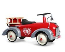 Baghera Rutscher Speedster Feuerwehr Rutschauto Spielzeugauto Rennauto 838