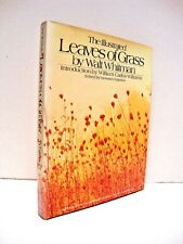 The Illustrated Leaves of Grass by Walt Whitman (Illustrated)