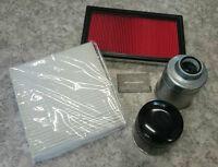 Inspektionspaket Filter Nissan X-Trail T30 2,2 DCI 100KW 2003-2007