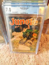 jungle comics 87.cgc.7.0.