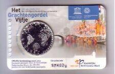 Olanda   5 argento   2012   Het Grachtengordel Vijfje  coincard