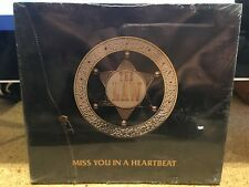 Miss You In A Heartbeat by The Law CD PROMO New Sealed