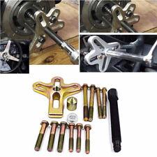 Carbon Steel Harmonic Balancer Gear Pulley Steering Wheel Crank Shaft Puller Kit