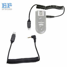 Flash Trigger Shutter Release Cable for RF-603 II MC-36R Nikon D5000 D3100 D700