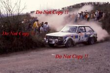 Guy FREQUELIN & Jean Todt TALBOT SUNBEAM LOTUS RALLY SAN REMO 1981 fotografia 2