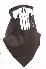 Pun-isher lined bandana scarf Fierce Face Protection mask