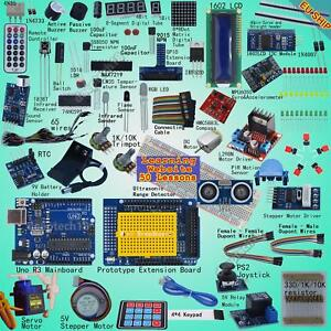 Professional Starter Kit (Arduino UNO R3 -Compatible)LCD Compass Gyro Processing