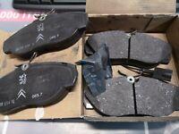 CITROEN RELAY PEUGEOT BOXER DUCATO FRONT BRAKE PADS GENUINE 425226 1994-2002