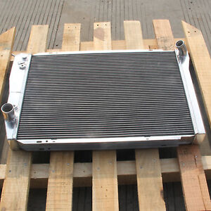 For Ford Falcon XC XD XE XF V8 6Cyl 3 Row Aluminum Radiator AT/MT 1973-1983