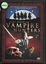 Tsui Hark's Vampire Hunters (DVD) With Insert