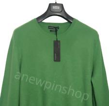 M&S Ladies Jumper Emerald Green Pure Cashmere 24 BNWT Marks Autograph £79