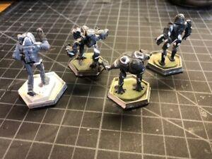 Battletech: Mech Miniatures Lot