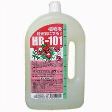 Flora multiusos Orgánico planta Vitalizador Hb-101 1000ml 33.8 Fl.oz