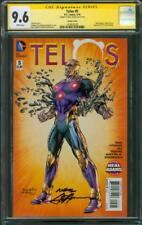 Telos 5 CGC SS 9.6 Neal Adams Signed Superman 233 Homage Cover 2016 Variant