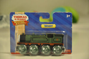 Neu Thomas und seine Freunde - Lok Whiff - Holzeisenbahn Brio