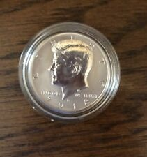 2018 Silver Reverse Proof Kennedy Half Dollar. 50th Ann Set LIGHT FINISH ERROR!