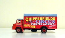 CORGI CODE 3 CHIPPERFIELDS CIRCUS THAMES TRADER TOILET BLOCK VERY NICE MODEL