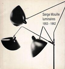 Serge Mouille luminaires 1953 - 1962 propos d'Alan moderniste lampes d'éclairage RARE