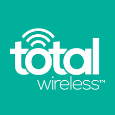Total Wireless 4G  nano Sim Card for Verizon phones Iphone moto z play force