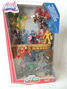 Playskool Heroes Marvel Super Hero Adventures New in Box