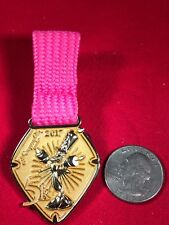 1 Disney Pin 3D Limited Edition Dangle Disneyland Paris 5k Medal   lot gt