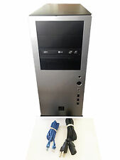 Genuine Antec Intel Quad Core 2 Duo Q6600 2.4Ghz 4GB RAM 500GB HDD Ubuntu PC