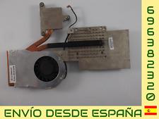 VENTILADOR + DISIPADOR FUJITSU SIEMENS AMILO M1437G 40-UJ3040-01 ORIGINAL