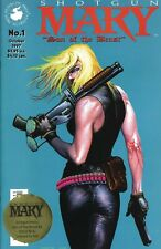 SHOTGUN MARY SON OF THE BEAST #1 GOLD SEAL LIMITED TO 100 VARIANT COVER AVATAR