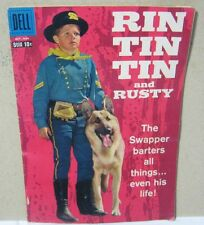 Rin Tin Tin and Rusty Dell Vintage Comic No.27  T*