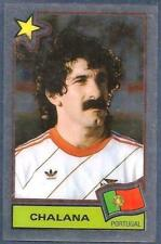 PANINI FOOTBALL SUPERSTARS 1984 -PORTUGAL-CHALANA