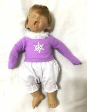 "Berenguer Reborn 10"" Mini Small Baby Doll Realistic Yawn"