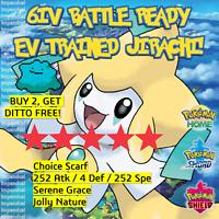 JIRACHI 6IV Pokemon Sword & Shield   SHINY✨   + DITTO OFFER   LEGITIMATE   HOME